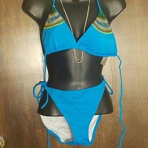 Victoria's Secret beaded string bikini